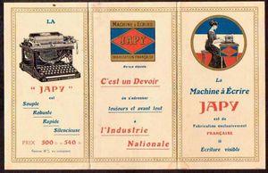 Japy_machine_pub_depliant_1913