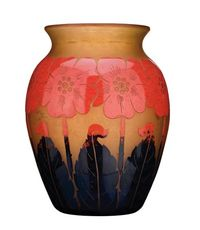 Vase_DEGUE_david_gueron_artiste_verrier