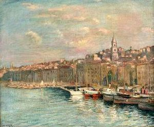 De_herain_francois_marseille-port