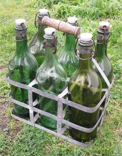 Zinc_porte-bouteilles