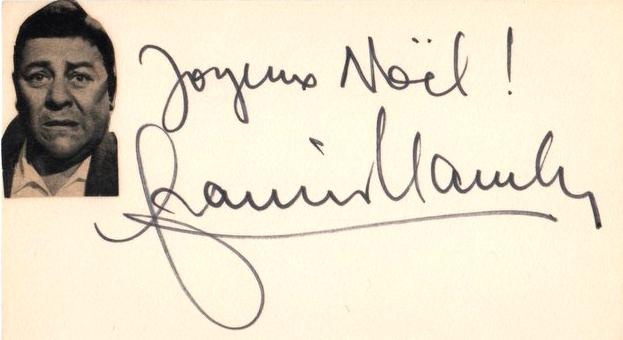 Autographe_francis-blanche_joyeux-noel