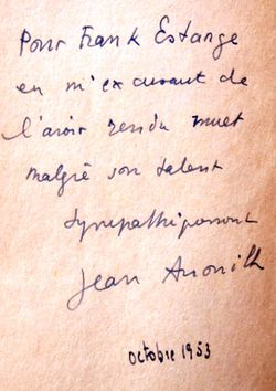 Anouilh_jean-dedicace