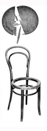 Le Blogue Antiquites Hommage A La Chaise N14 De Thonet