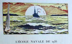 Gala_marine_programme_aen_1935