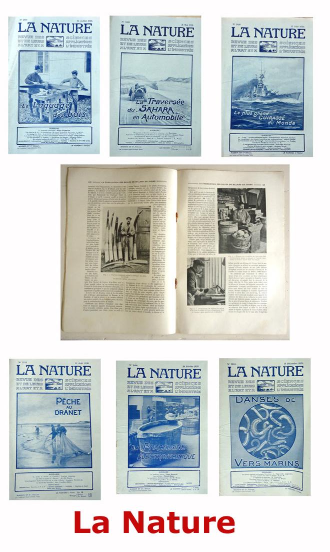 La_nature_collection-revues