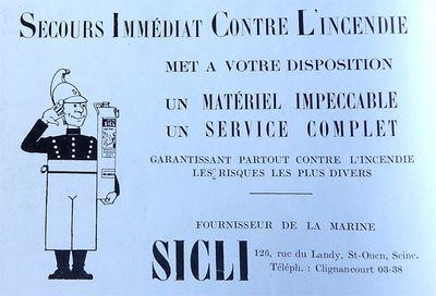 SICLI_publicite_1935