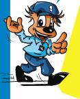 Gendy_mascotte-gendarmerie