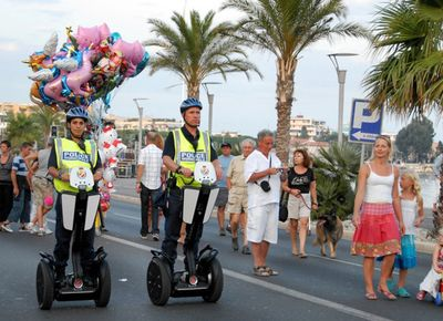 Police Municipale_gyropode_nice