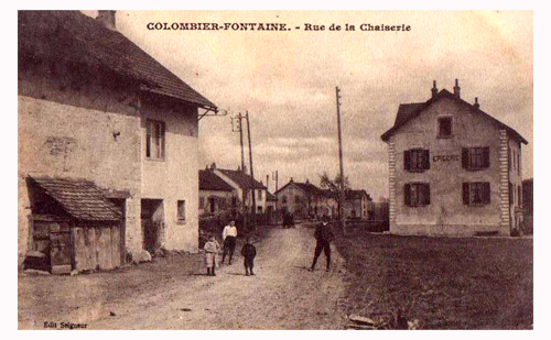 Colombier-fontaine_chaiserie