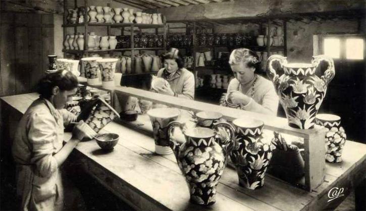 Vallauris_atelier_poterie