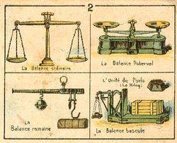 Balances_modeles