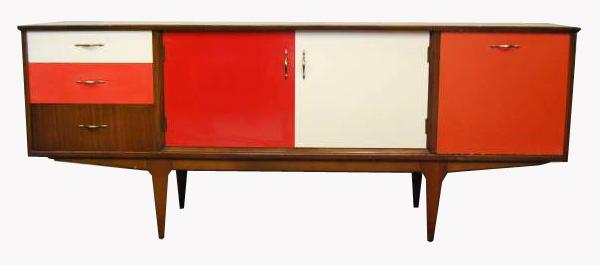 le blogue antiquités: meubles en formica - Meuble Cuisine Formica