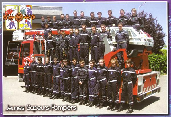Jeunes-sapeurs-pompiers