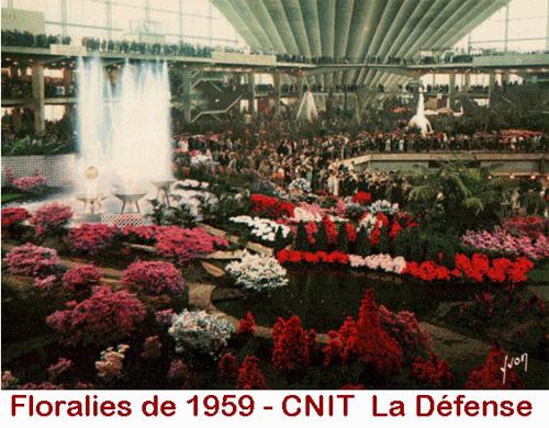 Floralies-CNIT-LA-Defense-Puteaux-1959