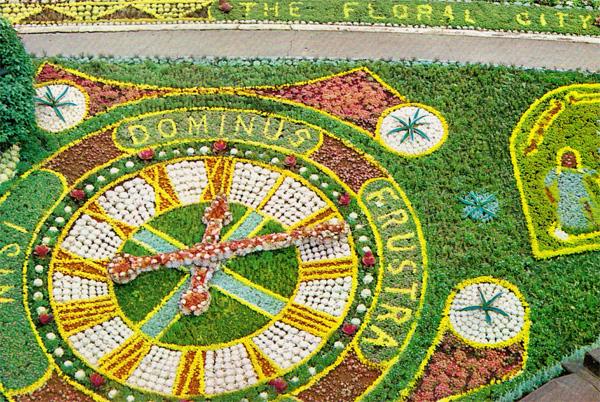 Floral-Clock_Edinbourg
