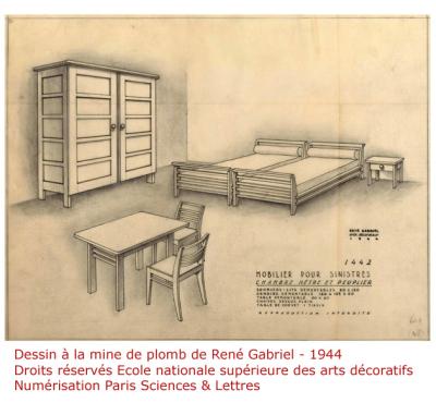 Rene-Gabriel_Dessin-meubles-1944