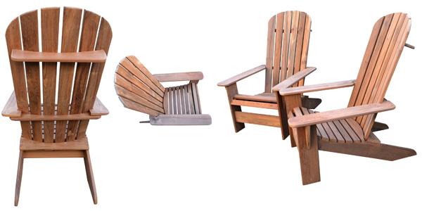 Muskoka-chaise