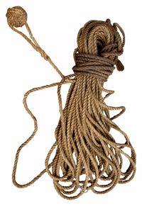 Pomme-touline-cordage