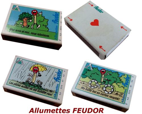 Feudor_Allumettes