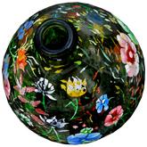 Dame-jeanne_decor-floral-peint