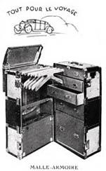 Malle-armoire