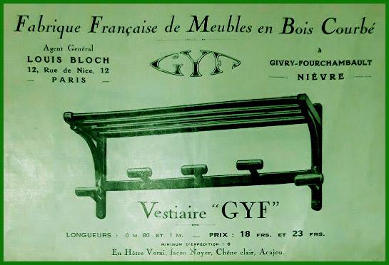 GYF-Vestiaire