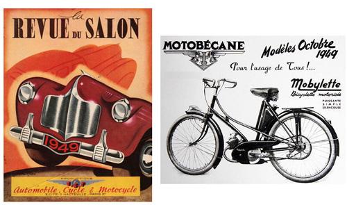 1949-Motobecane-Salon-automobile-Paris