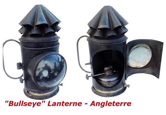 Bullseye-Lantern