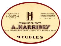 Harribey-Meubles