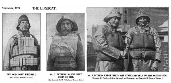 Gilet-sauvetage-ancien-Kapok
