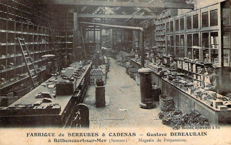 Cadenas-Fabrique-Debeaurain