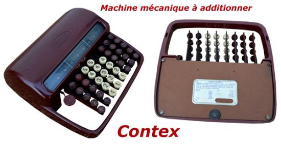 Machine-additionner-Contex